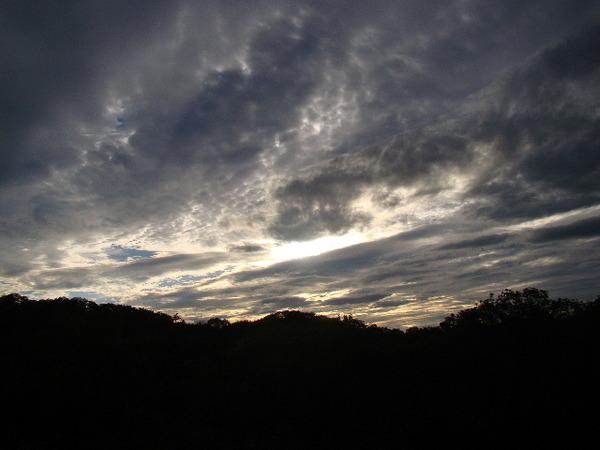 2013-09・08 今日の夕空.JPG